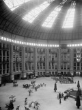Atrium of New West Baden Springs Hotel, West Baden Springs, Indiana, C.1900-15 Photographic Print