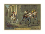 Sthrau at the Battle of Wattignies, French Revolutionary Wars, 17 October 1793 Giclee Print