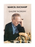 Poster for Marcel Duchamp at Galerie Thorigny, January-February 1991 Giclee Print
