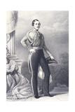 Portrait of Albert of Saxe-Coburg-Gotha Giclee Print by Franz Xaver Winterhalter