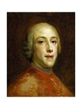 Portrait of Henry Benedict Marie Clement Edward Stuart Giclee Print by Anton Raphael Mengs