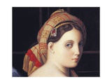 The Odalisque's Face Giclee Print by Jean-Auguste-Dominique Ingres