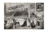 The Royal Wedding Between Albert Edward Giclee Print