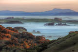 Ethereal Morning Across The Petaluma Hills, Northern California Photographic Print by Vincent James