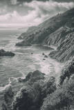 Majestic Big Sur Coastline, California Coast Photographic Print by Vincent James