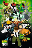 Ben 10 - Characters Pósters
