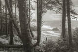 Blustery Day On The Oregon Coast, Cannon Beach, Ecola Point Photographic Print by Vincent James