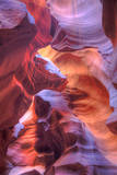 Upper Antelope Canyon Abstract Design, Arizona Photographic Print by Vincent James