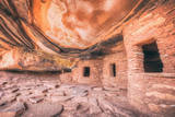 Scene at Fallen Roof Ruins, Anasazi, Southern Utah Photographic Print by Vincent James