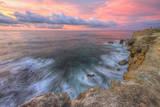 South Kauai Sunrise Color, Shipwreck Beach Photographic Print by Vincent James