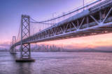 Bay Bridge Wasteland, Desolation View, San Francisco Photographic Print by Vincent James