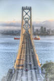 Late Afternoon Crossing San Francisco Bay Photographic Print by Vincent James