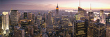 New York City Lights Kunstdrucke