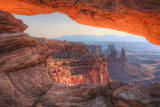 Morning at Mesa Arch, Canyonlands, Southern Utah Photographic Print by Vincent James
