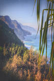 N Pali Coast View, Kauai, Hawaii Photographic Print by Vincent James