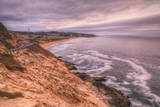 Seascape at Montara, California Pacific Coast Highway Photographic Print by Vincent James