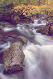 Autmn at Kaaterskill Creek, Catskill Mountains, New York Photographic Print by Vincent James