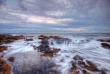 Seascape at Thor's Well, Oregon Coast Photographic Print by Vincent James