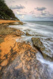 Kapaa Beachscape, Kauai Hawaii Photographic Print by Vincent James