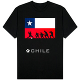 World Cup - Chile T-shirts