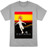 World Cup - Spain T Shirts