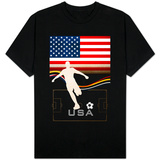 World Cup - USA T-shirts