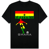 World Cup - Ghana T-shirts