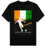 World Cup - Cote d'Ivoire T-shirts