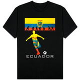 World Cup - Ecuador T-shirts