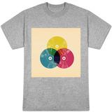 Cmyk Record Shirts