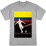 World Cup - Colombia T-shirts