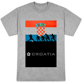 World Cup - Croatia T-shirts