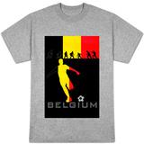 World Cup - Belgium T-shirts