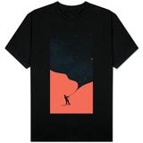 Night Fills Up the Sky T-shirts
