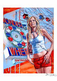 Wonder Wheel Prints by Jason Stillman