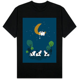 Over the Moon Shirts