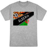 World Cup - Algeria T-shirts