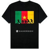 World Cup - Cameroon T-shirts