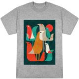 Flock of Bird T-shirts