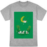A Cow Jump over the Moon T-Shirt