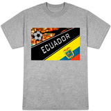 World Cup - Ecuador T-shirts