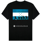 World Cup - Honduras T-shirts