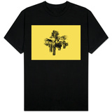 Duality, Two Worlds T-shirts