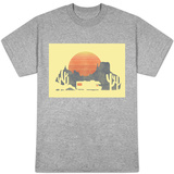 Trail of Dusty Road T-Shirt