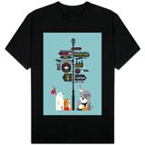 Nowhere Home T-shirts