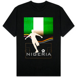 World Cup - Nigeria T-shirts
