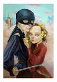 Princess Bride Posters by Leslie Ditto