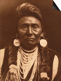 Chief Joseph-Nez Perce, 1903 Prints by Edward S. Curtis