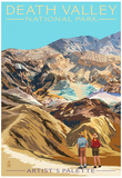Artist's Palette - Death Valley National Park Prints
