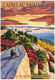 Acadia National Park, Maine - Cadillac Mountain Posters